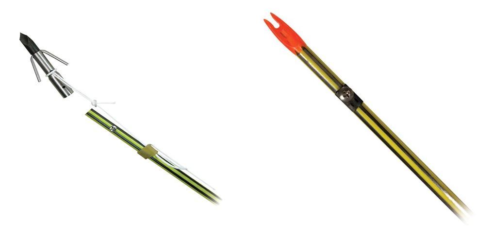 наконечник для стрелы для рыбной ловли
