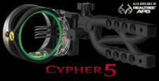 Прицел Trophy Ridge Cypher 5 black