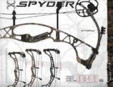 "Лук блочный HOYT ""Carbon Spyder 30""  USA"