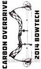 "Лук блочный BOWTECH ""Carbon Overdrive"" USA."