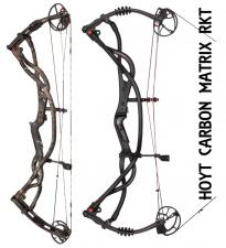 "Блочный лук Hoyt ""Carbon Matrix RKT""."