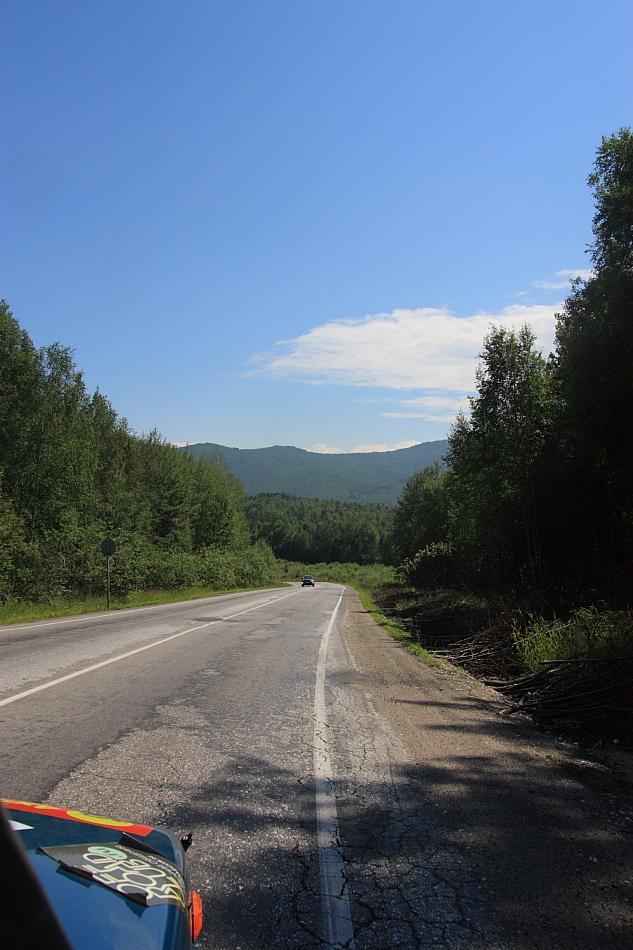 дорога на иркутск знакома